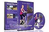 Virtuelle Fahrradstrecken – Singapur mit Musik für Indoor Cycling, Laufband und Laufworkouts