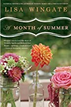 A Month of Summer (Blue Sky Hills Series #1) by Wingate, Lisa (July 1, 2008) Paperback