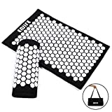 Best Acupressure Mats - ENJIFE Acupressure Mat Pillow Lotus Massage Cushion Set Review