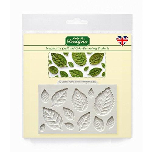 Stampo in silicone per decorazioni di torte, artigianato, cupcake, zucchero, caramelle, cartoline e argilla, approvato per alimenti, prodotto nel Regno Unito
