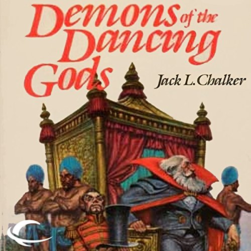 Demons of the Dancing Gods cover art