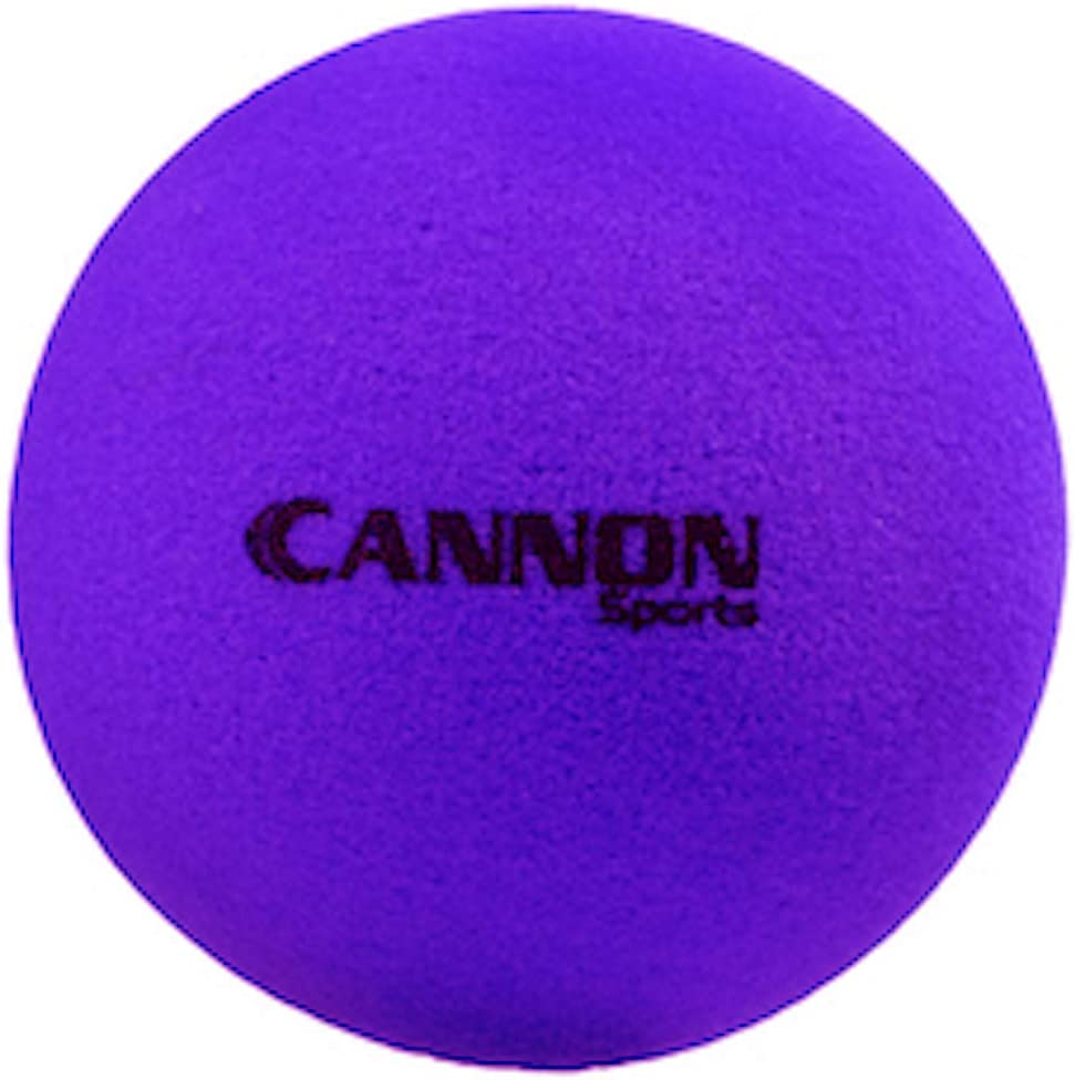 Cannon Sports Uncoated Foam Ball