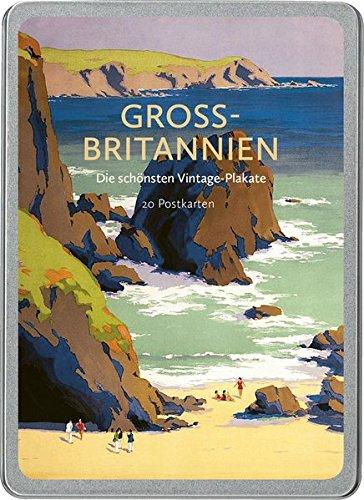 Großbritannien: Die schönsten Vintage-Plakate