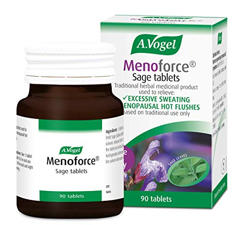A. Vogel Menoforce Sage Tablets One a Day 90 Tabletten