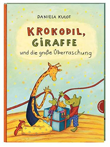 Krokodil, Giraffe und die große Überraschung (Krokodil und Giraffe)