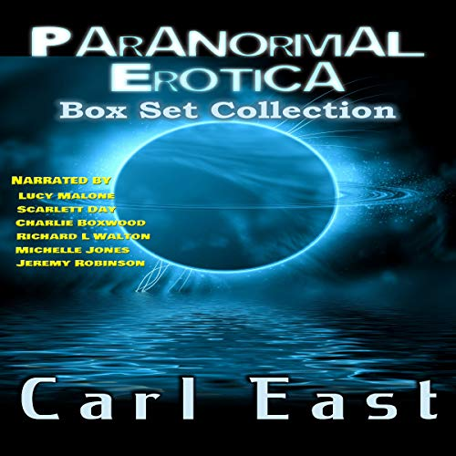 Paranormal Erotica Box Set Collection audiobook cover art