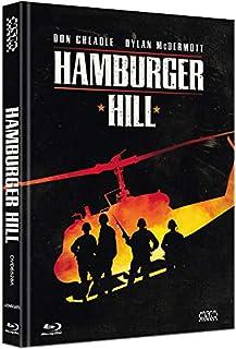 Hamburger Hill [Blu-Ray+DVD] - uncut - limitiertes Mediabook Cover A