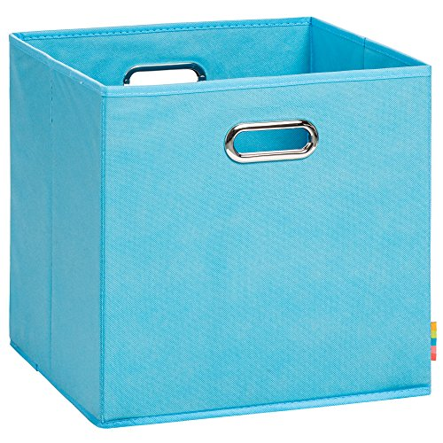 Schmetsdorf (H&S) Aufbewahrungsbox LEA - Faltbox - Korb - 33x33x33 cm -