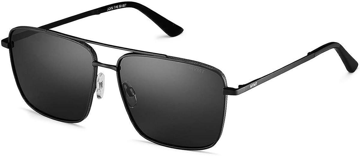 MVMT Navigator   Women's & Men's Square Sunglasses   57 mm