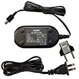 HQRP HQRP AC Adapter/Charger for JVC AP-V20U, AP-V21U fits GS-TD1 GS-TD1BUS Full HD 3D Camcorder with USA Cord & Euro Plug Adapter jvc camcorders Dec, 2020