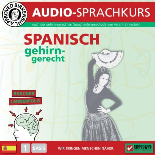 Spanisch gehirn-gerecht - 1. Basis Titelbild