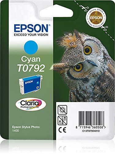 Epson Cartridge Stylus Photo 1400, cyan