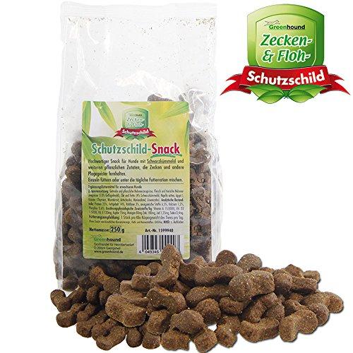 Schutzschild-Snack - gegen Zecken und andere Plagegeister mit Schwarzkümmelöl und weiteren...