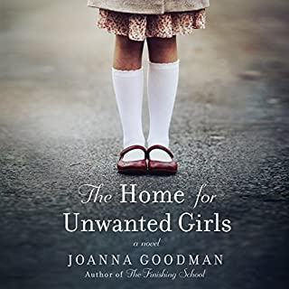 The Home for Unwanted Girls                   Auteur(s):                                                                                                                                 Joanna Goodman                               Narrateur(s):                                                                                                                                 Saskia Maarleveld                      Durée: 9 h et 58 min     296 évaluations     Au global 4,6
