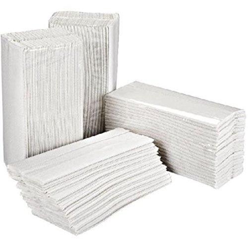 Asciugamani ripiegati a C o a V - 2 veli - 15 cf. da 200 pz. Totale 3000 pz - ecolabel - idoneo al contatto con alimenti