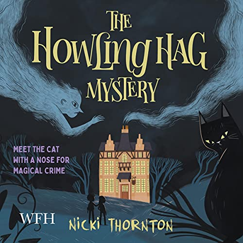 The Howling Hag Mystery cover art
