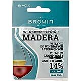 Levure de vin – Madera 20ml | BROWIN | LEVURE Liquid | Levure de vinification | Levure Vivante