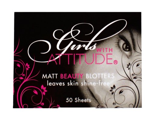 Girls With Attitude Beauty Blotters 40 sheets