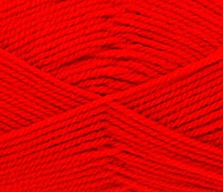 King Cole Big Value Baby DK Knitting Yarn 100g Red 1685