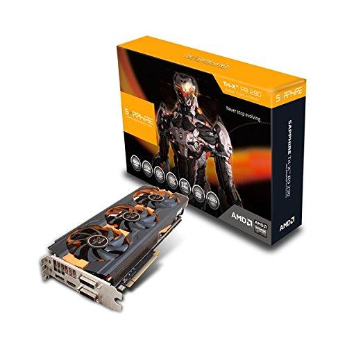 Sapphire Radeon R9 290 Tri-X Grafikkarte (PCI-e, 4GB, HDMI, 2x DVI-D, DisplayPort, 1 GPU)