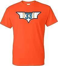 The Silo Orange New York Matt Harvey Dark Knight T-Shirt