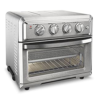 Cuisinart AirFryer, Convection Toaster Oven, Silver (B01K0W8LTE) | Amazon price tracker / tracking, Amazon price history charts, Amazon price watches, Amazon price drop alerts