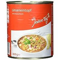 Jeden Tag Linsentopf, 800