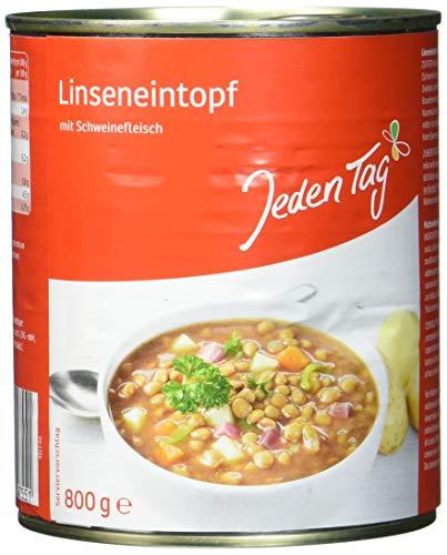 Jeden Tag Linsentopf, 800 g