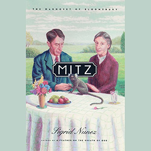 Mitz audiobook cover art