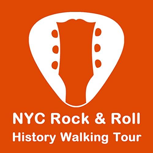 New York Rock History Walking Tour - Travel Guide to Places Related to Bob Dylan, John Lennon, The Ramones, Jimi Hendrix, and More