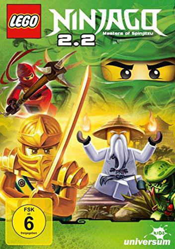 Lego Ninjago - Staffel 2.2 [2 DVDs]