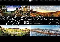 Markgraeflerland-Panoramen - Vier Jahreszeiten in der Toskana Deutschlands (Wandkalender 2022 DIN A3 quer): Ein Monatskalender mit zwoelf faszinierenden Panoramen aus dem Markgraeflerland, der Toskana Deutschlands. (Monatskalender, 14 Seiten )