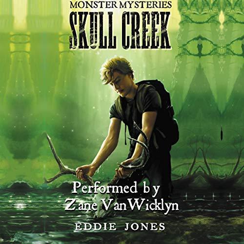 Skull Creek Stakeout Audiobook By Eddie Jones cover art