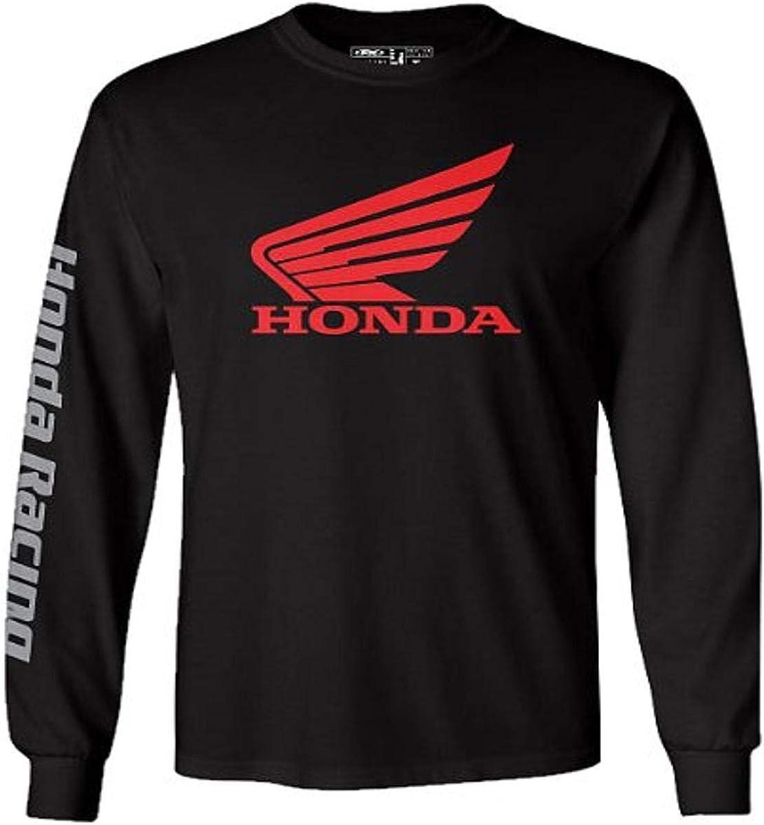 Factory Effex 'HONDA' 当店限定販売 Sleeve T-Shirt Long 正規逆輸入品