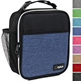 OPUX Premium Insulated Lunch Box | Soft Leakproof School Lunch Bag for Kids, Boys, Girls | Durable...