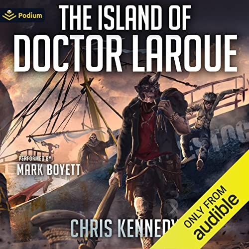 The Island of Dr. Laroue: The Fallen World, Book 9