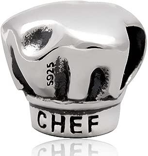pandora chef hat charm