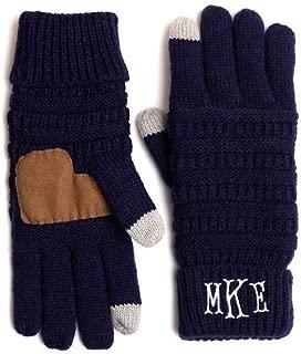 Best monogrammed driving gloves Reviews