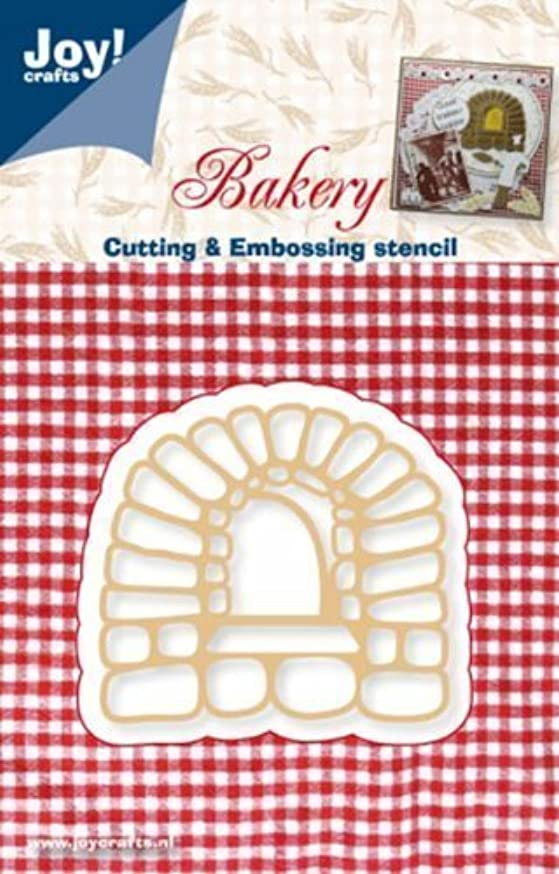 Joy! Crafts Cutting and Embossing Die, Open Oven