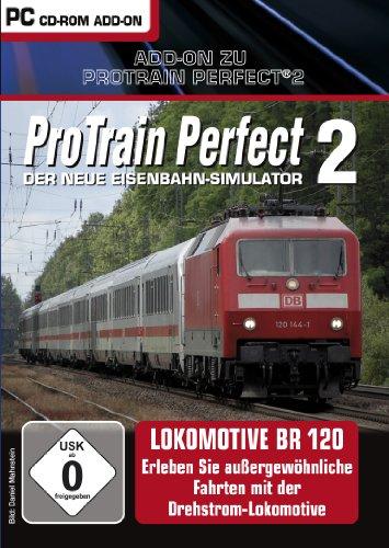 Pro Train Perfect 2 - Baureihe 120 - [PC]
