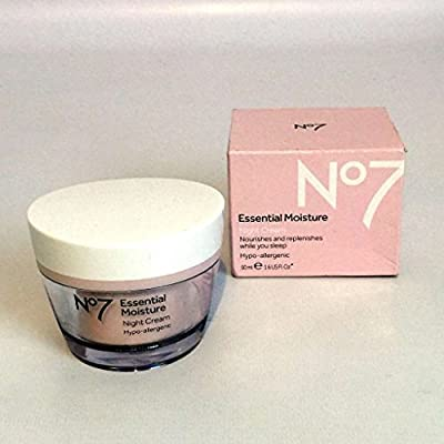 No7 Essential Moisture Night Cream 50Ml from Boots