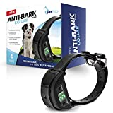 Pet Union No Bark Dog Collar, Stop Dogs Barking with Sound & Vibration