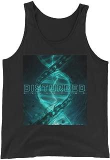 yoto tdg Disturbed Evolution World Tour 2019 Tank Top