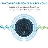 Immagine 1 xiivio microfono a condensatore omnidirezionale