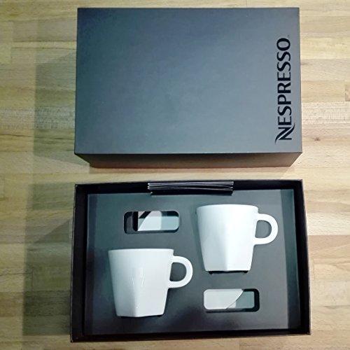 Nespresso 2x Pure Espresso Cups