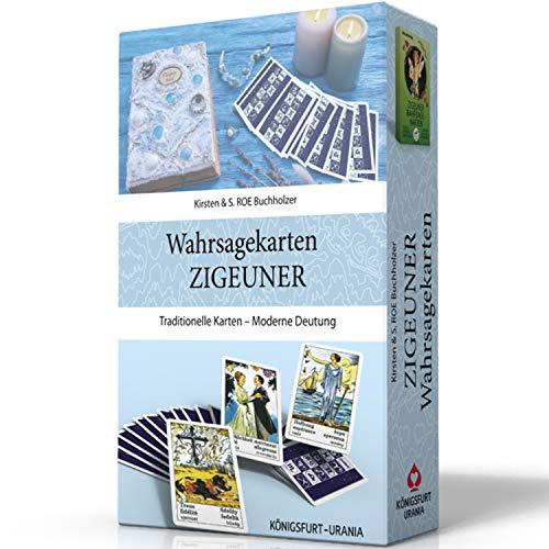 Zigeuner Wahrsagekarten: Traditionelle Karten - Moderne Deutung
