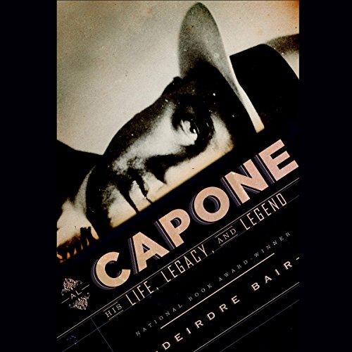 Al Capone audiobook cover art