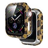 VeveXiao Compatible avec Apple Watch Series 6/5/4/SE Film de protection d'écran 40 mm iWatch PC...