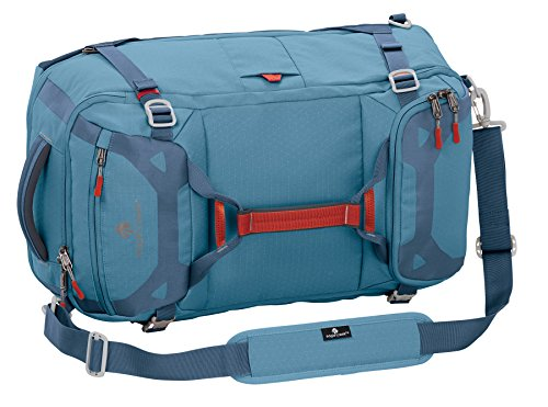 Eagle Creek Load Hauler Expandable Luggage, One Size, Smokey Blue