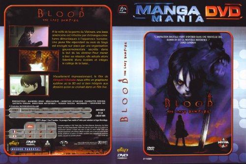Blood The Last Vampire - Collection Manga Mania
